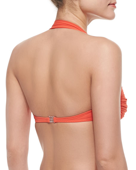 Bill Halter Bra-Style Swim Top