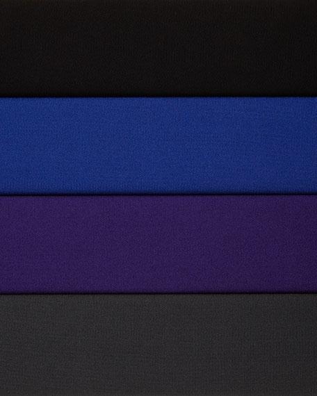 Asymmetric Silk Jersey Tunic