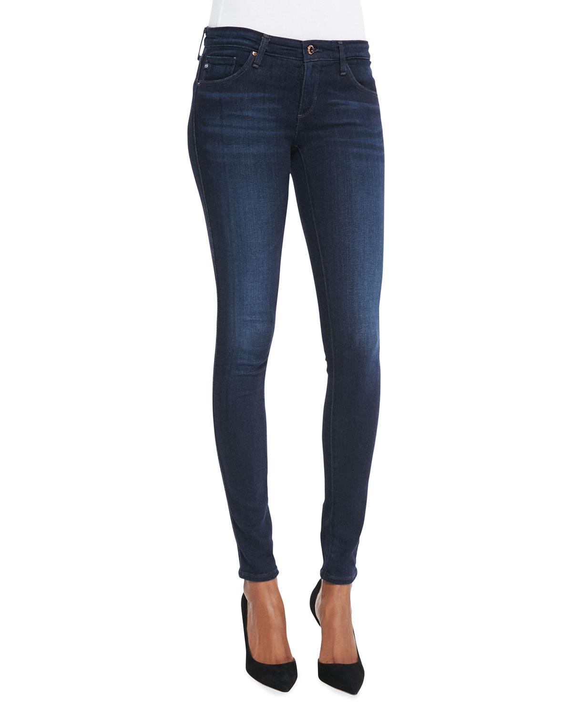 bd8dda03a3c5 AG Adriano Goldschmied Legging Super Skinny Denim Jeans | Neiman Marcus