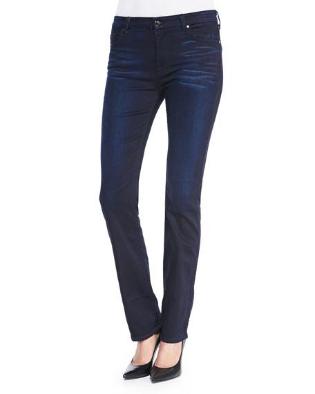 JEN7 Straight-Leg Jeans