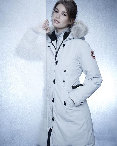 Canada Goose parka replica price - Canada Goose Kensington Fur-Hood Parka