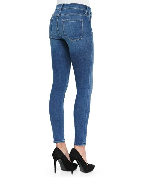 Culver Le Skinny De Jeanne Skinny Jeans, Blue