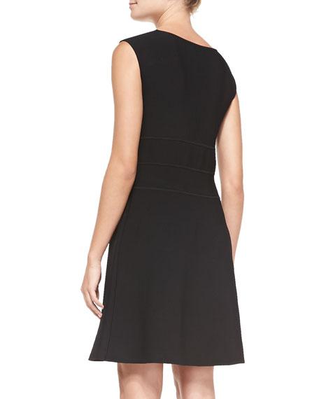 Beasley Knit Sleeveless Dress