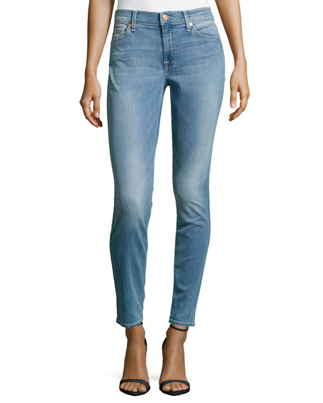 Gwenevere Skinny Jeans, Dalhia Authentic Light