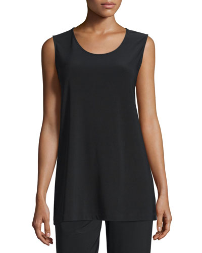 Knit Tunic/Tank, Black
