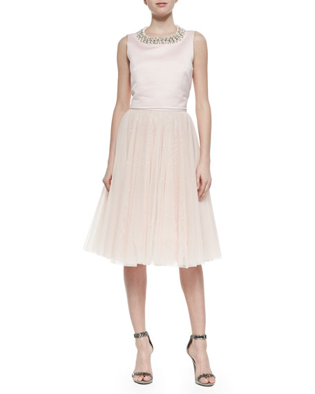 Odella Tutu Skirt with Sequins