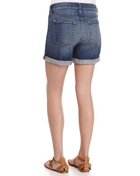RELAXED SHORTS
