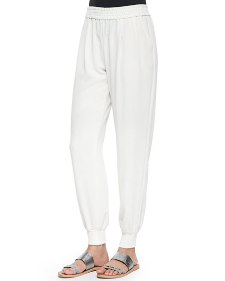 Joie Mariner Pull-On Tapered Pants