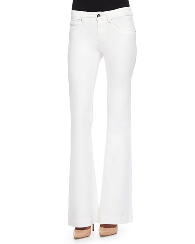 Joy High-Rise Flare Jeans