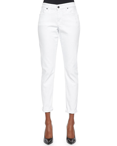 CJ by Cookie Johnson Glory Slim Denim Boyfriend