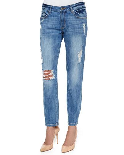 Azalea Relaxed Skinny Jeans, Soraya