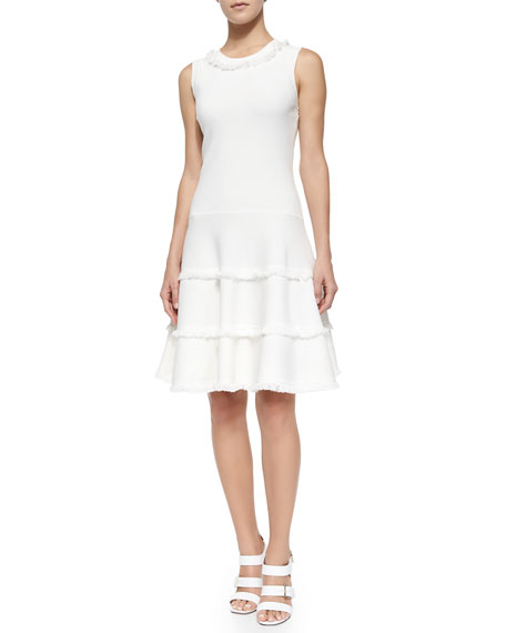 kate spade new york sleeveless fit & flare