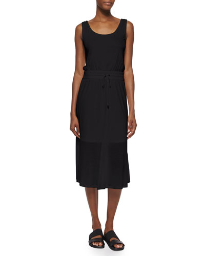 Entity Sleeveless Jersey Dress