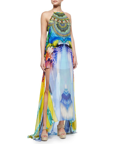 The Rites of Tropicana Maxi Dress