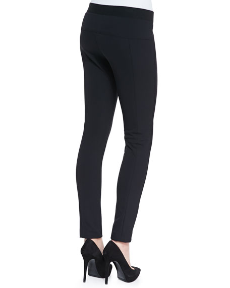 Scuba-Knit Leggings