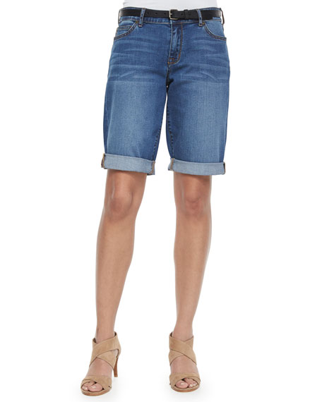 CJ by Cookie Johnson Honor Rolled Bermuda Shorts