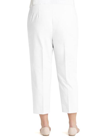 Bleecker Cropped Pants, Plus Size