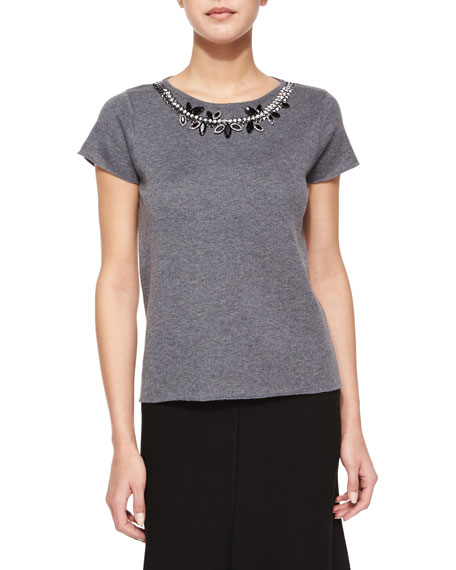 Milly Milano Necklace Top