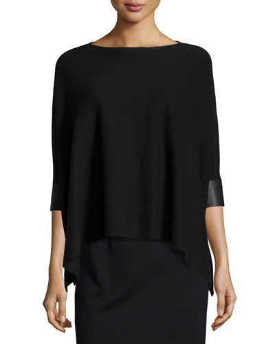 Fisher Project Cashmere Box Top