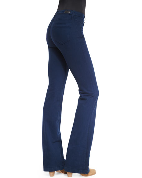 Enchante High-Waist Flare Jeans - Joie Enchante High-Waist Flare Jeans