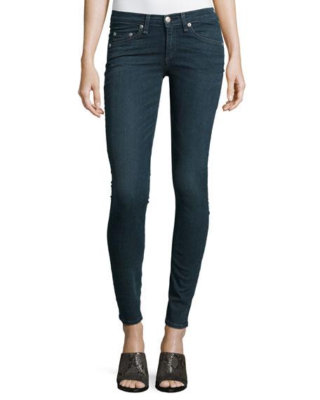 Low-Rise Skinny-Leg Jeans, Richmond