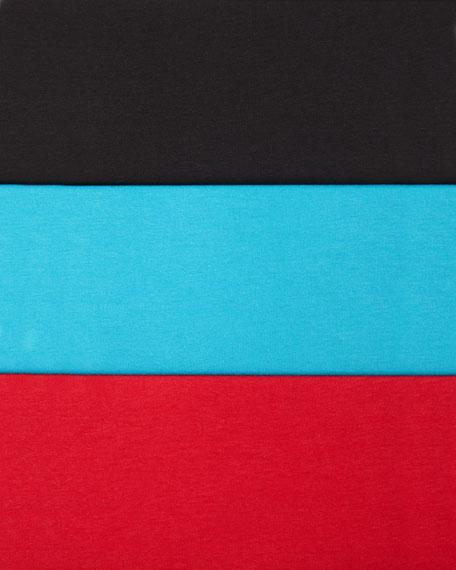 Scoop-Neck Long-Sleeve Tunic, Petite