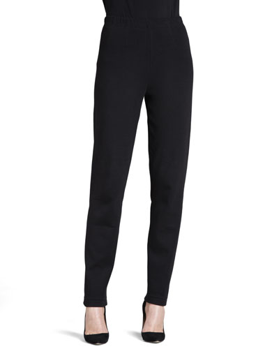Slim-Leg Ankle Pants, Women