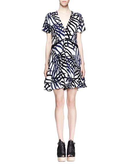 Proenza Schouler S/S V-NECK DRESS