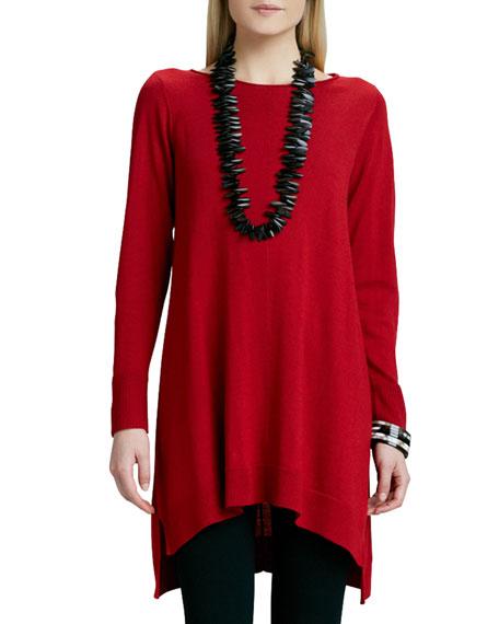 Merino Jersey Layering Dress