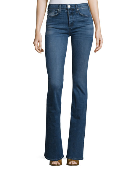 McGuire Gainsbourg Baby Bootcut Jeans, Molino | Neiman Marcus