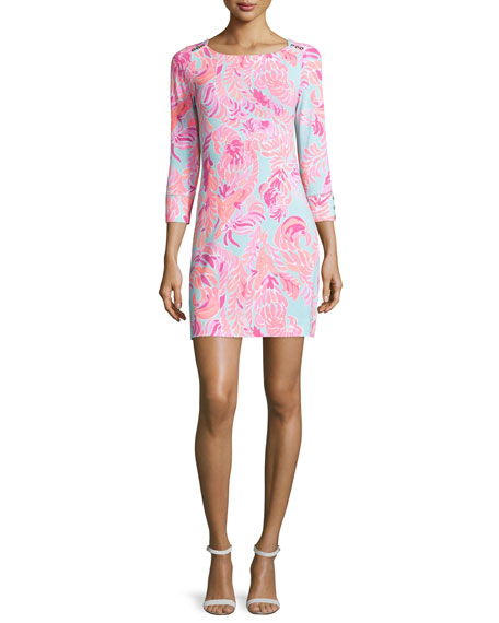 Lilly Pulitzer Sophie UPF 50+ Printed Dress