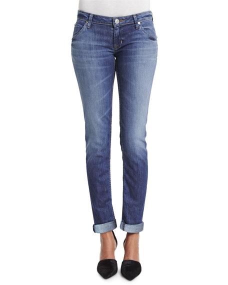 Hudson Jax Skinny Ankle Jeans, Ziggy