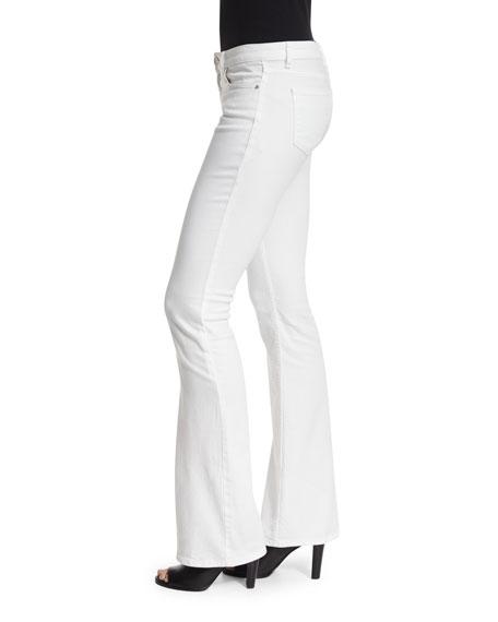 Janice Flare-Leg Jeans