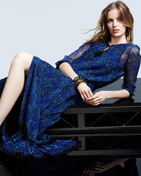 Elie tahari maxi dress