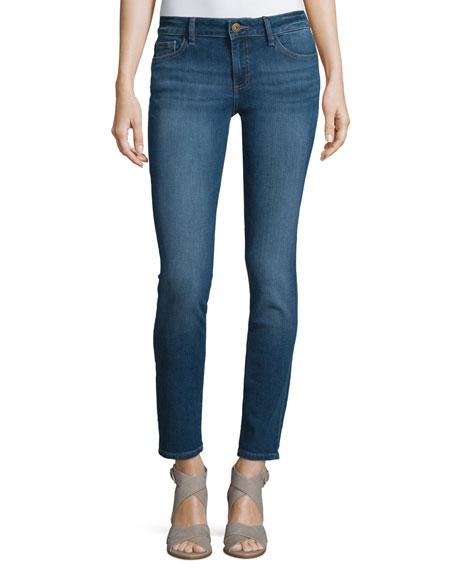 DL 1961 Premium DenimFlorence Skinny Ankle Jeans, Pacific