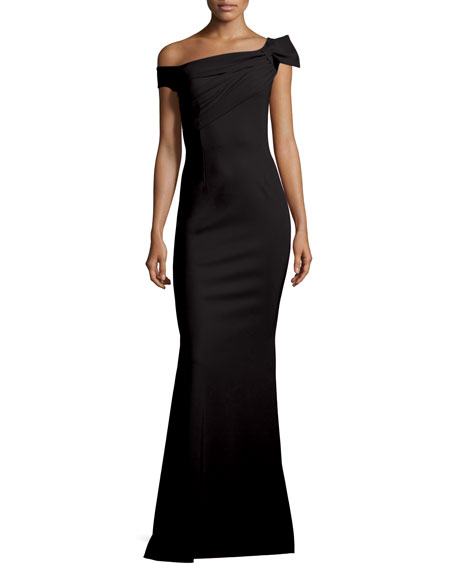 Grazie Asymmetric Mermaid Gown