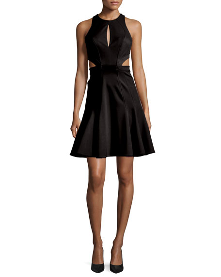 ZAC Zac Posen Megan Sleeveless Fit & Flare