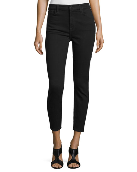 Riche Touch Luxe Cropped Jeans