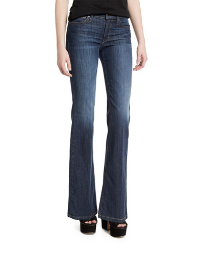 The Provocateur Petite Flare Jeans, Shawna