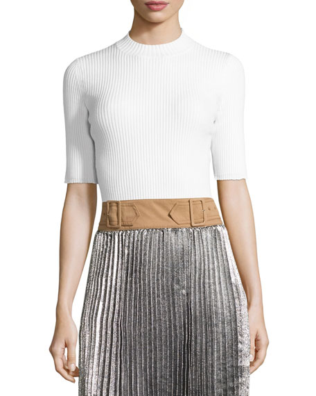 3.1 Phillip Lim Sweater & Skirt