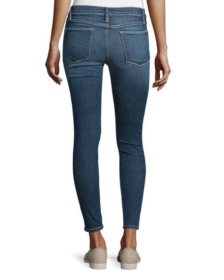 Le High Skinny Ankle Jeans, Rhoads