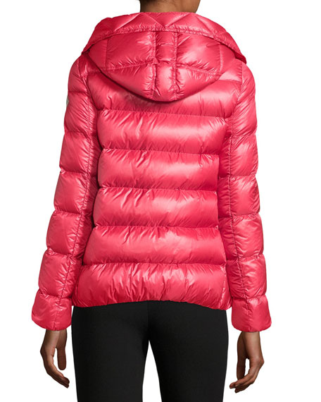 Serinde Hooded Short Puffer Jacket