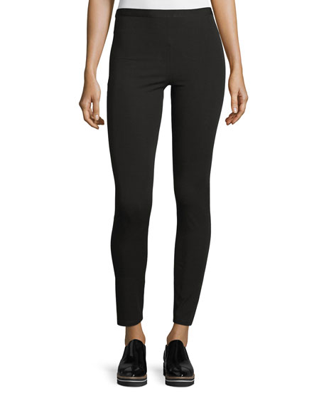 Helmut Lang Stretch Reflex Leggings, Black