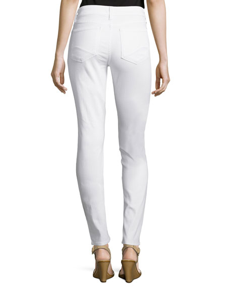 Alina Legging Jeans, Optic White