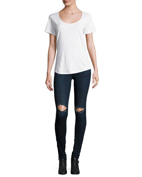10 Inch Skinny Jeans, Mojave 403