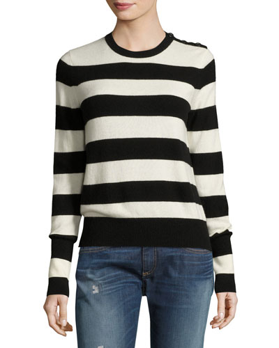 Careen Striped Pullover