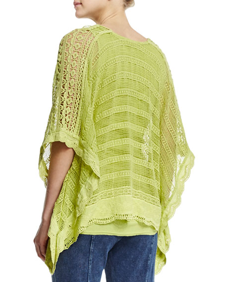 Ara Hacienda Crochet Top