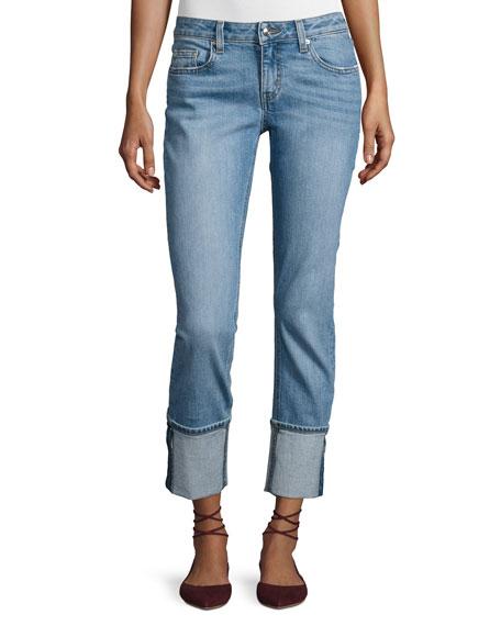 Derek Lam 10 Crosby Mila Jeans & Peplum