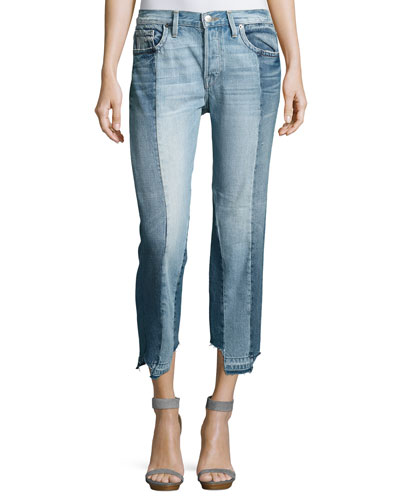 Women S Cropped Jeans Straight Leg Amp Skinny Cropped At