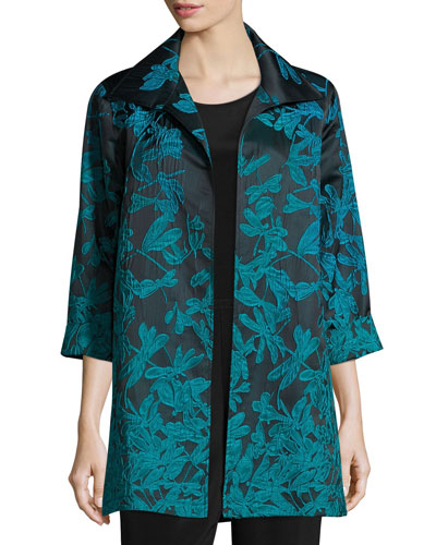 Dragonfly Jacquard Party Jacket